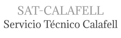 Servicio Técnico Calafell